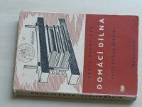 Schneider - Domácí dílna - Vazba knih po domácku (1943)
