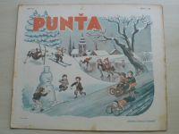Punťa - sešit 101 (1941)