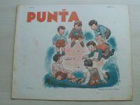 Punťa - sešit 104 (1941)