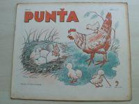 Punťa - sešit 105 (1941)