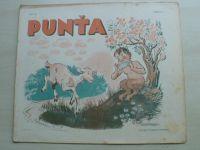 Punťa - sešit 106 (1941)