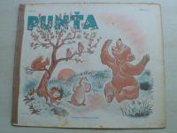 Punťa - sešit 107 (1941)