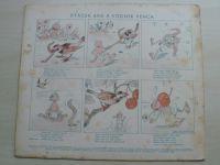 Punťa - sešit 110 (1941)