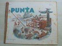 Punťa - sešit 111 (1941)