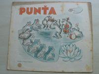 Punťa - sešit 113 (1941)