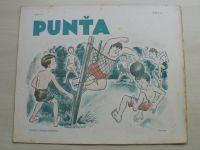 Punťa - sešit 115 (1941)