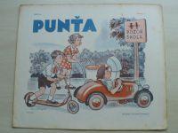 Punťa - sešit 116 (1941)