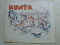 Punťa - sešit 118 (1941)