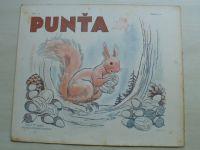 Punťa - sešit 119 (1941)