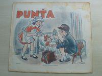 Punťa - sešit 127 (1942)