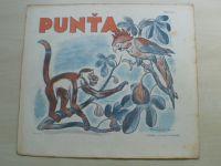 Punťa - sešit 129 (1942)