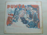 Punťa - sešit 131 (1942)