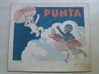 Punťa - sešit 36 (1938)