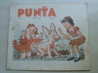 Punťa - sešit 37 (1938)