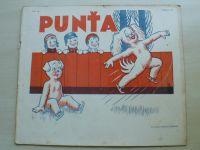 Punťa - sešit 48 (1939)