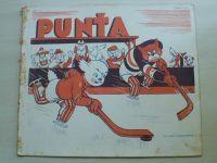Punťa - sešit 49 (1939)
