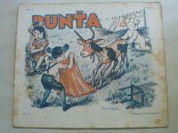 Punťa - sešit 86 (1940)