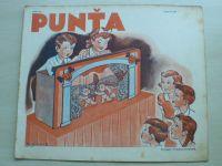 Punťa - sešit 95 (1940)