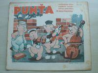 Punťa - sešit 96 (1940)