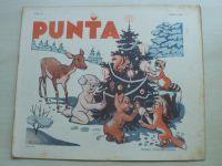 Punťa - sešit 97 (1940)
