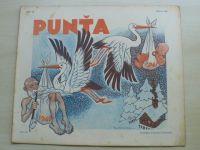 Punťa - sešit 98 (1941)