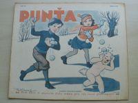 Punťa - sešit 99 (1941)