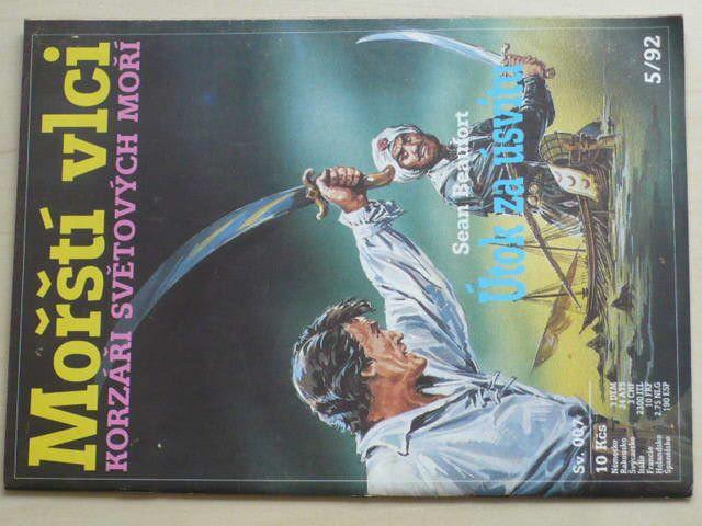 Beaufort - Mořští vlci - Útok za úsvitu 5/92