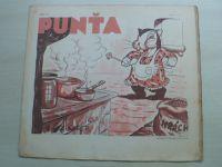 Punťa - sešit 137 (1942)