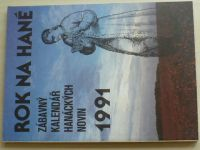 Rok na Hané - Kalendář Hanáckých novin 1991