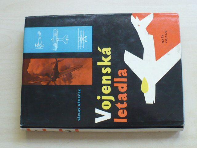 Němeček - Vojenská letadla (1961)