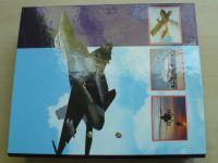 Světová encyklopedie letadel 1-16 (nedatováno) 7 pořadačů