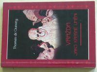 Quincey - Vražda jako krásné umění (1995)