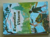 Herzán - Expedice Vltava (1999) il. M. Čermák