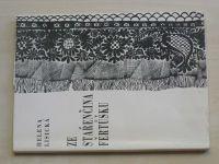 Lisická - Ze stařenčina fěrtůšku - Pověsti z Dolan a okolí (1994)