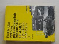 Čapek a kol. - Elektrická výzbroj posunovacích lokomotiv ř. E 458.1 s pulsním měničem (1986)