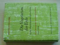 Walter - Die Vegetation der Erde in öko-physiologischer Betrachtung Band I (1973) německy