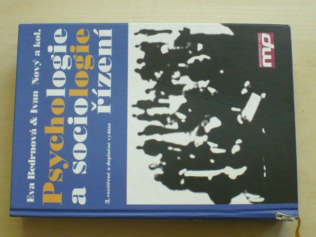 Bedrnová, Nový - Psychologie a sociologie řízení (2007)