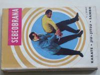 Levský - Sebeobrana - Karate - Jiu-Jitsu - Sambo (1970)