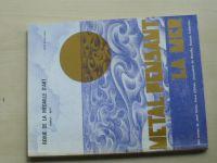 Revue de la Médaille d´art metal - Pensant la mer (Umělecké medaile, moře) 1988