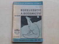 Novotný - Koželužství a kožišnictví (Globus - Pištělák Brno)