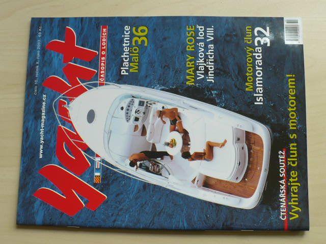 Yacht 10 (2003) ročník X.