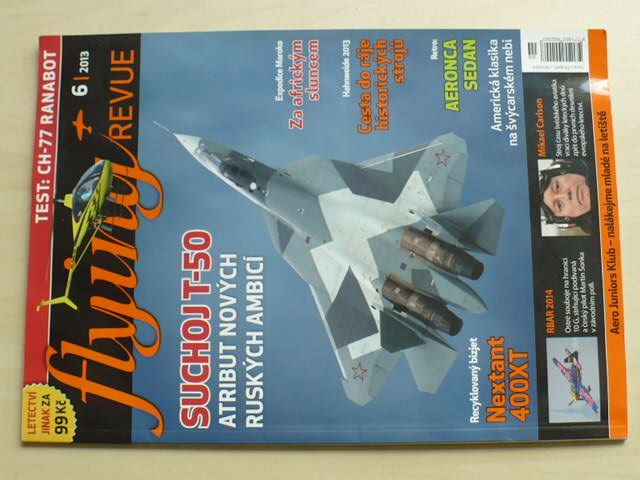 Flying revue 6 (2013)
