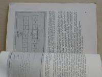 Hirsch - Studie o filatelistických sbírkách Poštovního musea (1956)