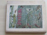 J.H.Týnecký - Potok - Pravdivé vypsání mnoha příběhů ze života hmyzu, rostlin a ryb (1923)
