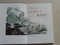 Markusson - Země a moře (Symposion 1941) dřevoryty Florian