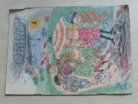 Ohníček 1-12 (1963) ročník XIII. (chybí čísla 3, 9-12, 7 čísel)