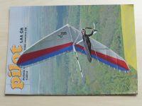 Pilot LAA ČR 1-12 (2013) ročník XXIII. (chybí čísla 1, 3, 7, 9 čísel)