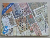 Písemná aukce papírových platidel - Sbírka Zdeňka Netrvala (2006) 27. aukce