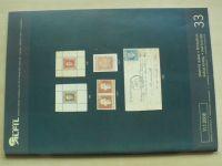 33. písemná aukce (2008)