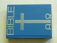 Bible - Písmo svaté Starého a Nového zákona - včetně deuterokanonických knih (1995)